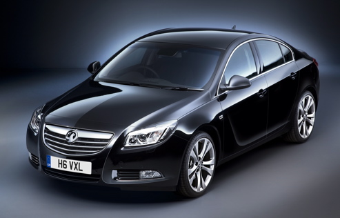 Vauxhall Insignia pictures
