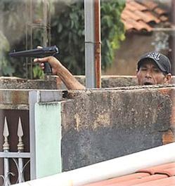 sega gun hostage