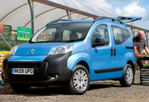 new citroen nemo